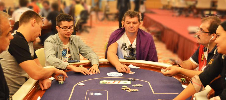 types de jeu de poker