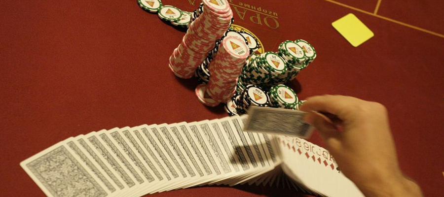 Les casinos flottants d'hier